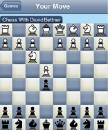 Newtoy bringing asynchronous chess to iPhone