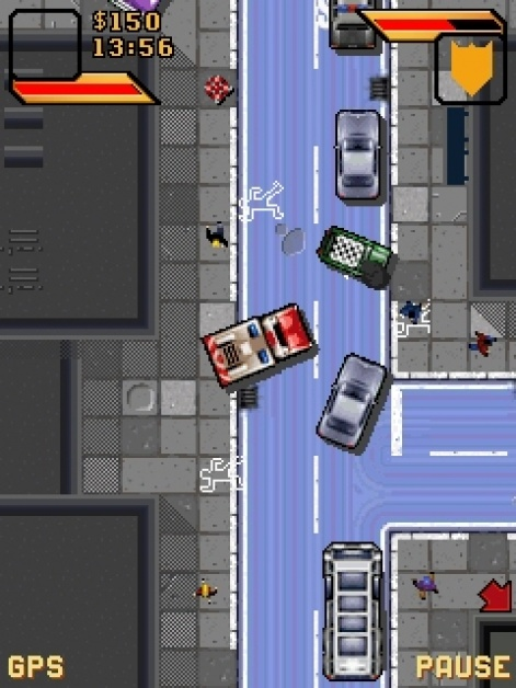 Car Jack Streets Java Games