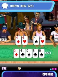 Player One announces PokerMillion 2009 for mobile