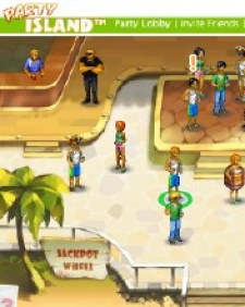 Digital Chocolate talks Party Island, community gaming and the power of Facebook
