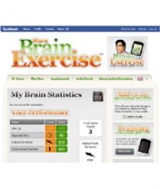 Namco Bandai launches Facebook brain training app