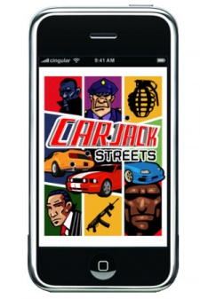 Unsigned bands to star in iPhone Car Jack Streets