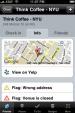 Foursquare: We are aware of privacy concerns