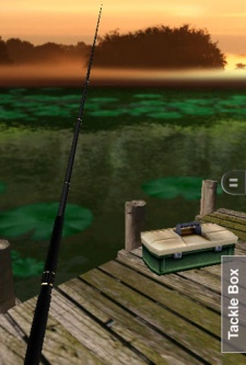 Freeverse lands 1 millionth Flick Fishing download