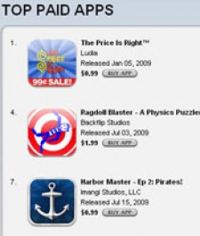 App Store Analysis: Average price down, Peggling continuing apace