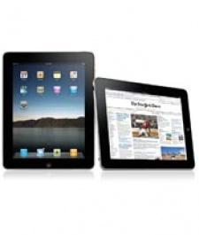 He ain't heavy: iPad 2 and 4 sales bomb as iPad Air soars