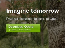 Opera gearing up for App Store submission