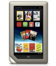 Barnes & Noble's Nook failing to make a mark in tablet race