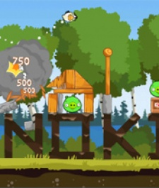 Angry Birds Free with Magic to deliver multiplayer on Nokia NFC handsets
