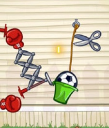 The making of iPad social physics-puzzler Casey's Contraptions HD