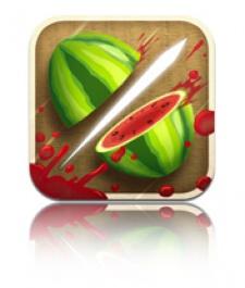 Halfbrick's Fruit Ninja hits 300 million downloads