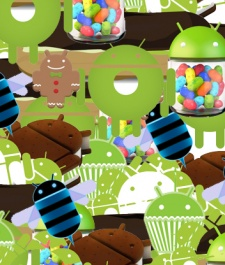 android different application for different flavours