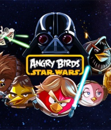 Infographic: How Angry Birds shot for the Star Wars and won