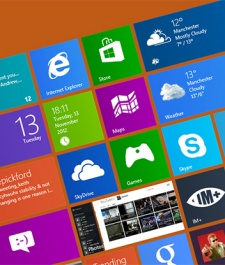 Find out how to make a Windows 8 game in 45 minutes at Evolve London 2012