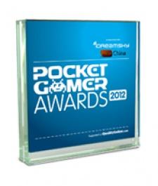 Halfbrick's Jetpack Joyride wins big at Pocket Gamer Awards 2012