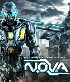 Update: Gameloft unveils N.O.V.A. 3 for iOS and Android