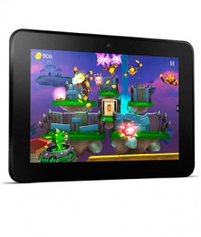 Want your games to sell on Android tablets? Amazon's a better option than Google Play