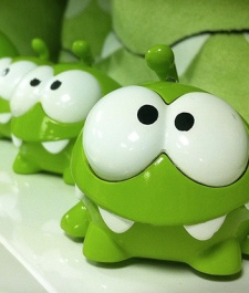 Growing the green monster: Building Om Nom as a brand key to Cut the Rope's success, says ZeptoLab