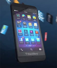 20% of all BlackBerry 10 applications are actually repackaged Android apps