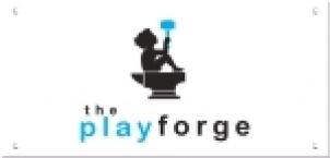 The Playforge logo
