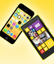 The 24 countries where Windows Phone is outselling iOS