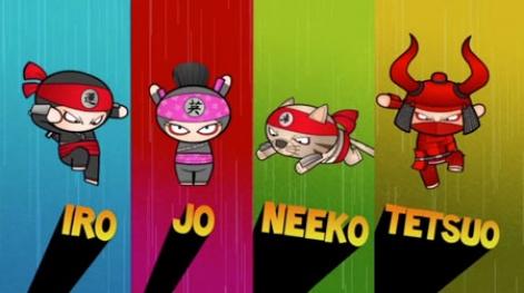 Chop Chop Ninja slices his way into TV animation | Pocket