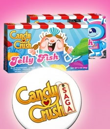 Life imitates art: King launches Candy Crush candy