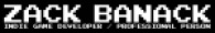 Zack Banack logo