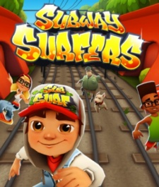 The Charticle: The steady growth of Subway Surfers