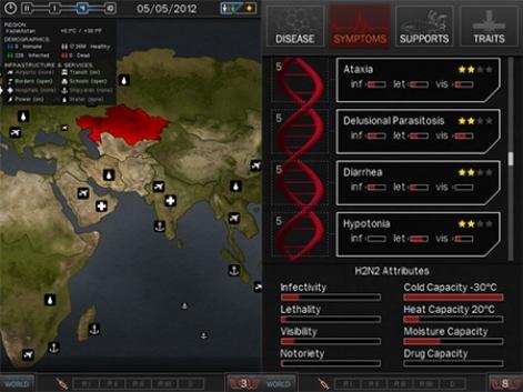 pandemic flash game