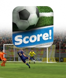 Back of the net: Score! amasses 9.5 million downloads for UK indie First Touch
