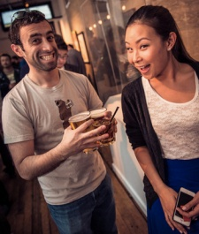 Were you snapped at the PG Mobile Mixer in San Francisco?