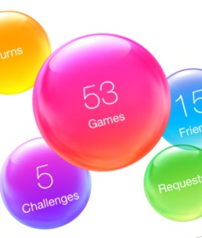 First look: iOS 7 bursts the bubble that green felt was Game Center's only issue