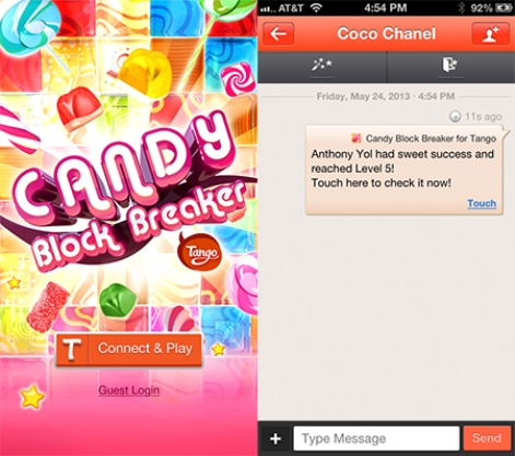 Chat app Tango makes move on games with Gameloft deal
