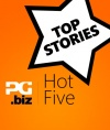Hot Five: Gaming Kickstarters getting a kicking, Zynga picks up NaturalMotion, and are Flurry's analytics accurate?