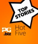 Holidays Hot Five: QuizUp cashes up, Clash of Clans crashes out, and what's going to happen in 2014