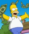 Value of quarterly activity in The Simpsons: Tapped Out estimated at $58 million