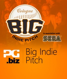 Come along to the Pocket Gamer Big Indie Pitch in Cologne