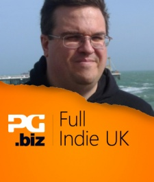 Full Indie UK: You shouldn't attempt to do everything yourself