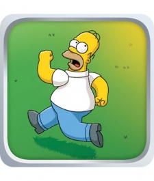 The Charticle: A year on from relaunch, The Simpsons is EA Mobile's biggest earner