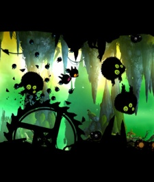 "Frogmind: Badland did as well as a paid game can do, we're ""interested"" in F2P"