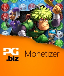 Monetizer: Puzzle Trooper