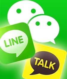 Chat attack: Messaging and social apps jump 203% in 2013