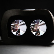 VisusVR combines PC and smartphones for wireless virtual reality headset