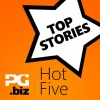 Hot Five: Zynga acquires Rollic, EA discusses WB Games purchase, and Blizzard staff request pay rise