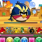 GungHo and Rovio plan two week Angry Birds and Puzzle & Dragons crossover