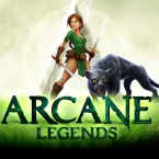 Spacetime's MMOG Arcane Legends coming to China courtesy of Golden Gate Games