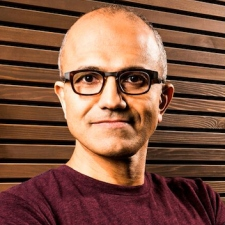 Satya Nadella is the new Microsoft CEO