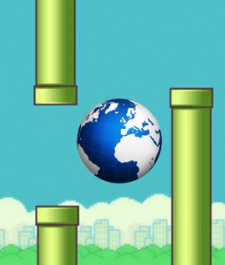 Charticle Special: What Flappy Bird's success tells us about social openness and geopolitics