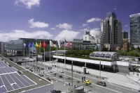 The Moscone Center